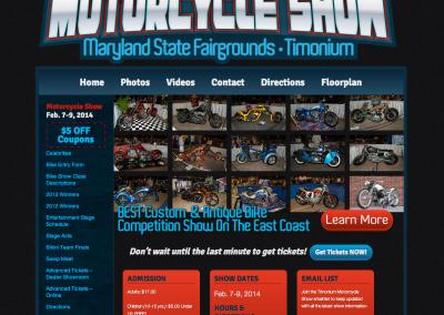 TimoniumCycleShow